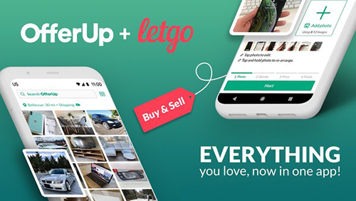 OfferUp app截图2