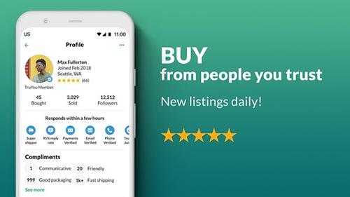 OfferUp app截图1