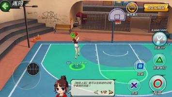 潮人籃球單機破解版1