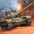 戰地坦克阻擊