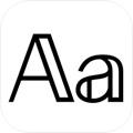 fonts字體app