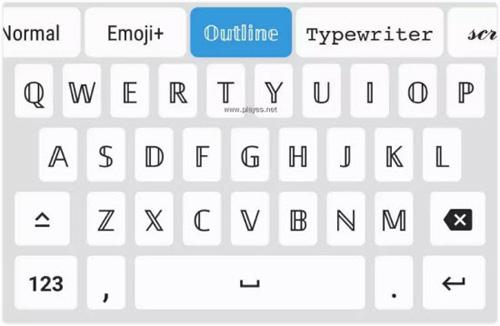 fonts字體app截圖1
