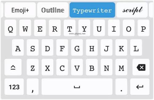 fonts字體app截圖4