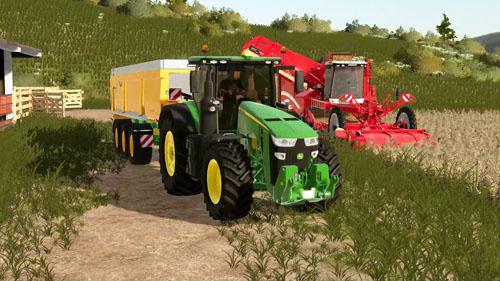 模擬農場20國產掛車模組截圖3