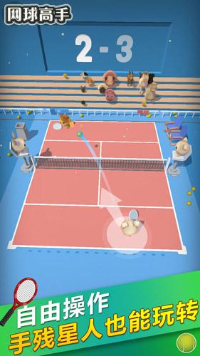 網球高手截圖1