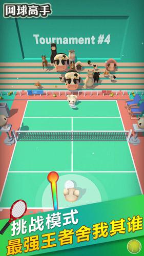 網球高手截圖3