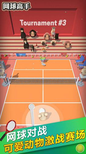 網球高手截圖2