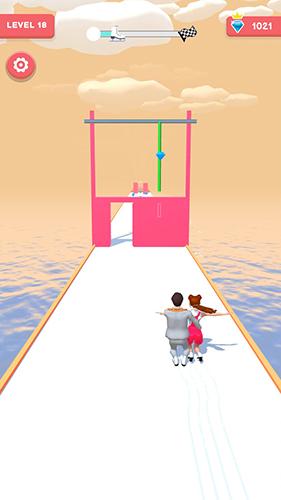 雙人滑冰游戲截圖