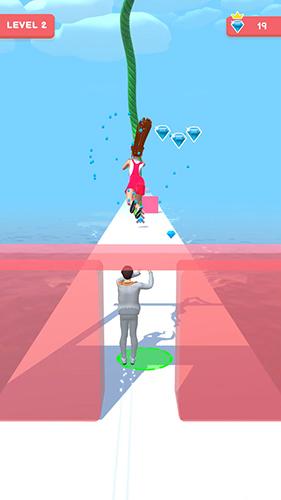 雙人滑冰截圖2