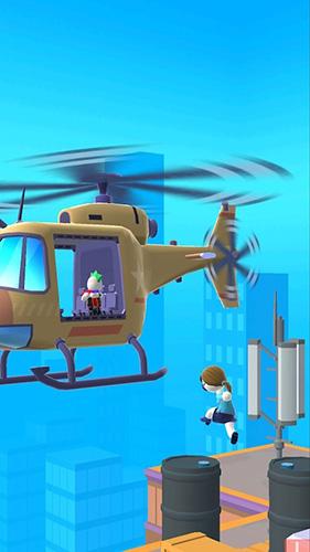 直升飛機逃生3D截圖3