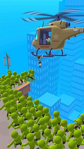 直升飛機逃生3D截圖4