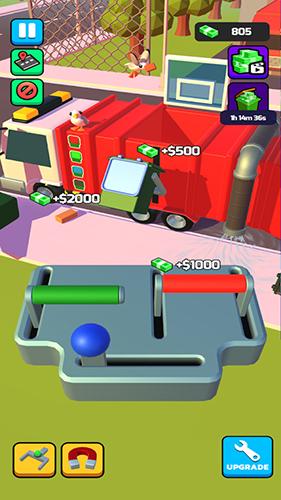 垃圾車3D截圖4
