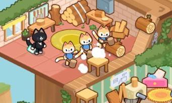 貓咪放置大亨游戲下載