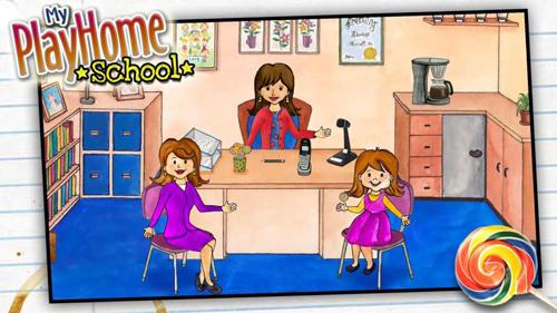 娃娃屋校園游戲完整版截圖2