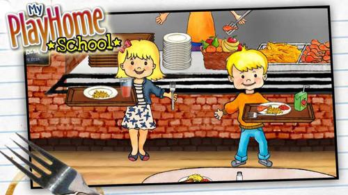 娃娃屋校園游戲完整版截圖3