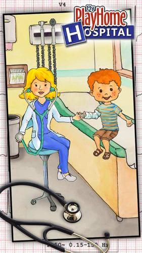 娃娃屋醫院最新版截圖1