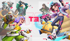 《T3》游戏评测:主打快节奏轻竞技的射击游戏