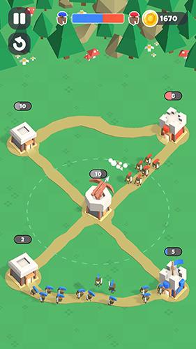 城堡爭奪戰無敵版截圖4