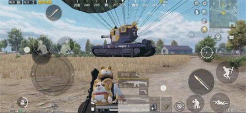 和平精英盔仔装甲车在哪里3
