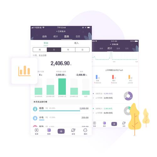 大象記賬app軟件截圖2