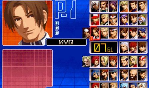 拳皇2002风云再起加强版图片1
