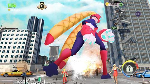 巨人3D模拟截图3