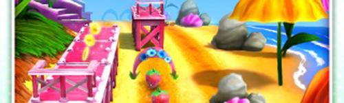 草莓公主甜心跑酷中文版游戏优势