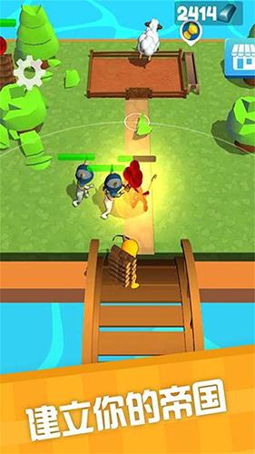 渔场建造模拟器游戏截图