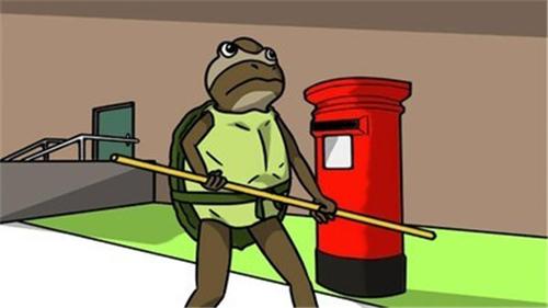 非常普通的沙雕青蛙截图3