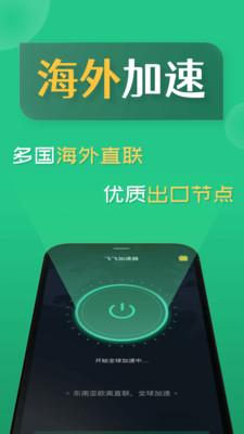 飞飞加速器app图片