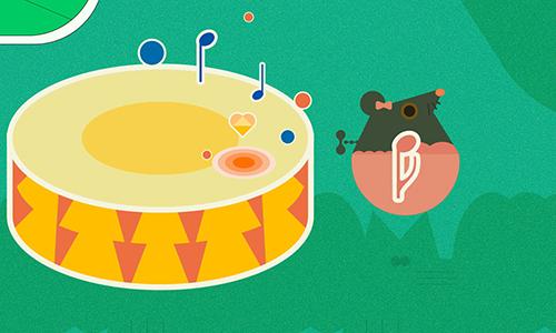 迷鹿音乐钢琴古筝游戏下载