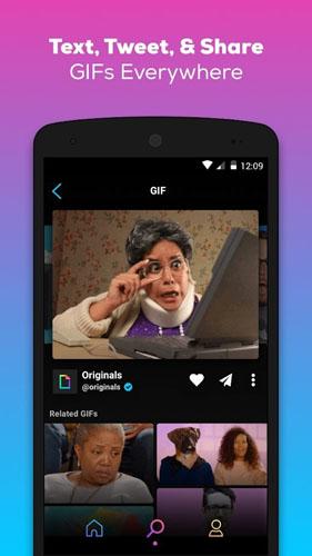 giphy安卓最新版截图4