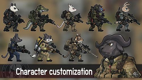 物种战争灭绝无限配件和所有枪游戏特色