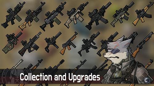 物种战争灭绝无限配件和所有枪游戏亮点