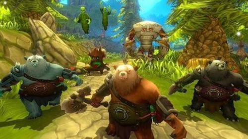 熊战士模拟器截图4