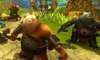 熊战士模拟器游戏下载
