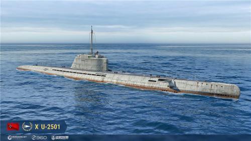 战舰世界2
