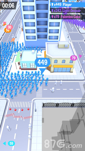 Crowd City中文版截图4