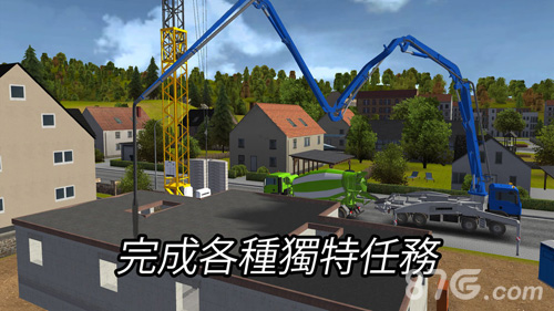 Construction Simulator 2014截图4